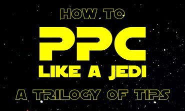 Infographic: How to PPC like a jedi