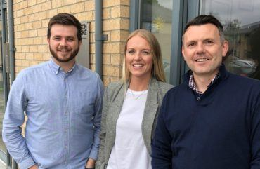 Wilson Cooke celebrate trio of new hires