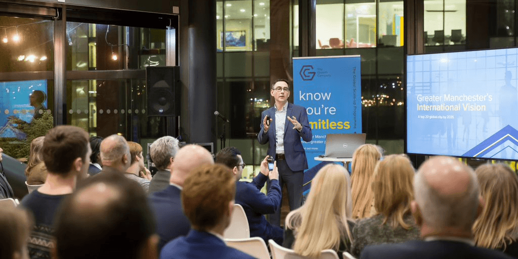 The Growth Company conference